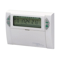 THERMOSTAT AMBIANCE PROGRAMMABLE (FILAIRE) OERTLI AD191