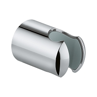 SUPPORT MURAL FIXE TWIN/CONFORT GROHE        POUR DOUCHETTE