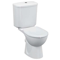 PACK WC VITRA ARKITEKT COMPLET 3/6 LITRES BLANC (NF) (9754B003)