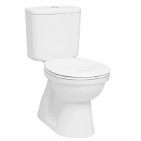 PACK WC VITRA NORMUS COMPLET 3/6 LITRES BLANC SORTIE  VERTICALE (9770)